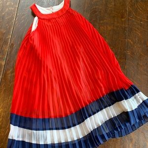 Red, White, and Blue Rare Editions Dress